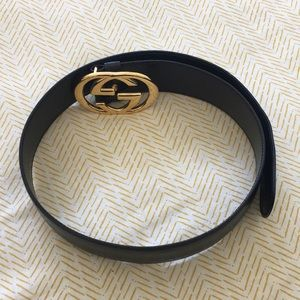 Gucci high waist belt